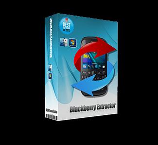Blackberry Extractor for Mac